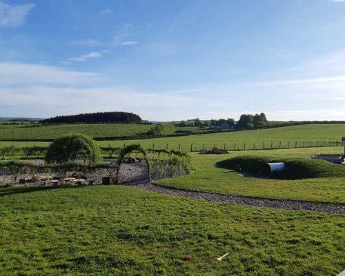 Craighead Country Nursery Outdoor Area